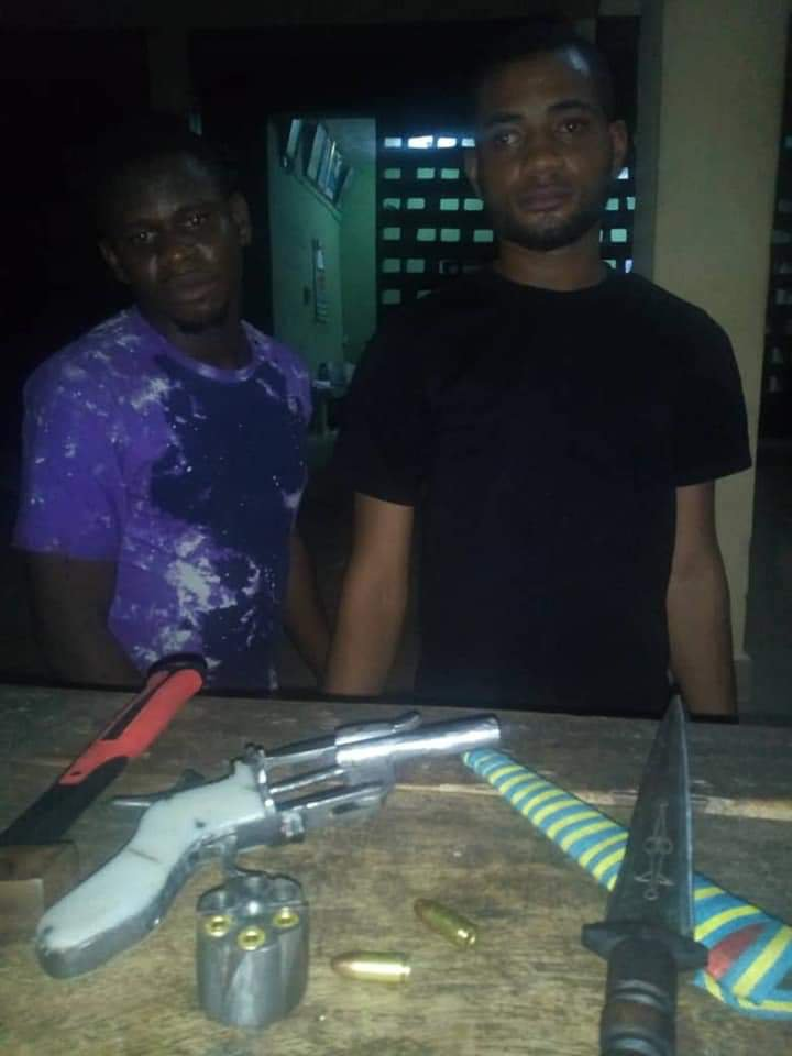 Anambra police gun down notorious female armed robber