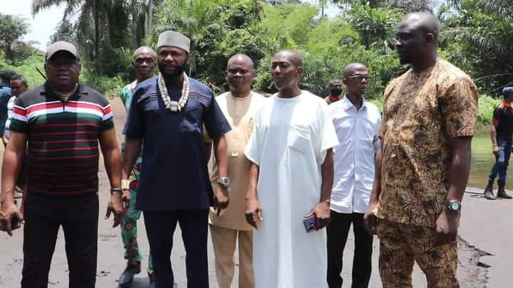 Okezie Ikpeazu on investors in Abia State