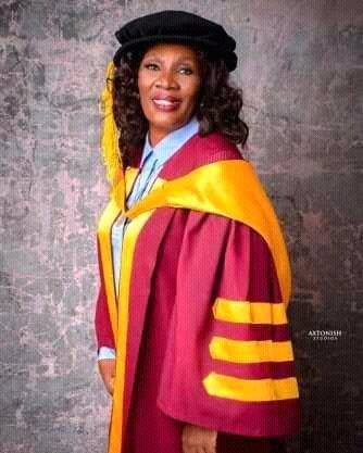 Prof Nnenna Oti of FUTO