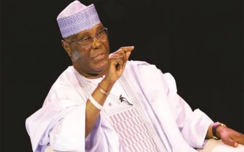 Atiku abubakar to federal government on terrorist