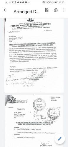 Hadiza Bala Usman probe of N165 billion