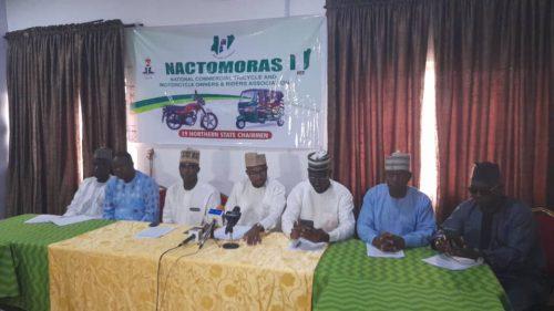 Northern okada riders endorse Kingsley moghalu