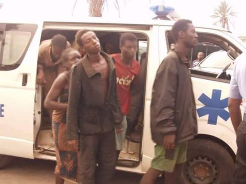 27 kidnapped students of the Federal College of Forestry Mechanisation, Kaduna
