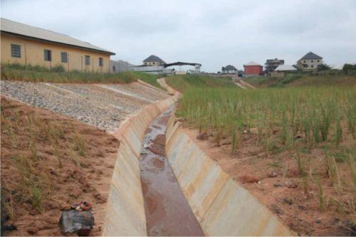 Okezie ikpeazu on flooding in Aba