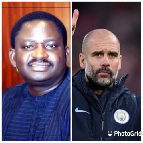 Adesina on Manchester city and current travails