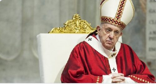 Reno omokri writes Pope Francis over fr mbaka