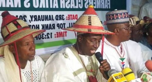 Miyetti allah on ban of open grazing by southern governors
