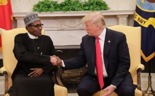 Trump applauds nigeria for banning twitter