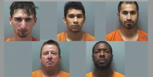 Men who tried to have sex with underage girls in Georgia